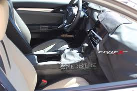 honda civic 2017 interior 2016 honda civic coupe interior and exterior up close 2016