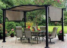 8 X 10 Pergola by Mcleland Design 8 U0027 X 10 U0027 Pergola Taupe Patio Pinterest