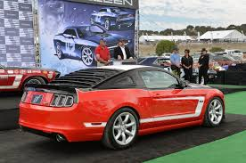 saleen 2014 gf mustang by saleen amcarguide com american muscle car guide