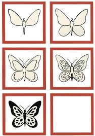 how to draw a butterfly purple