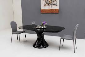 Black Oval Dining Room Table - dinning dining room bench sets oak furniture dining room dining