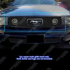 Black 2009 Mustang Ford Mustang Grilles Ebay
