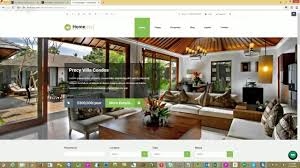 Best Home Design Websites 2015 by Best Idx Website Themes Review 2015 Homeland Theme Youtube