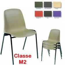 Chaise Coque Plastique Empilable Accrochable Non Feu M2 Chaise Coque Pieds Noirs Anti Feu Classe M2 Comparer Les Prix De