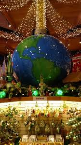around the world ornaments picture of bronner s