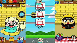 download game android my boo mod my boo your virtual pet game android gameplay youtube