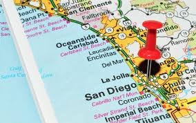 San Diego Breweries Map connect charts signs of expansion in san diego u0027s innovation