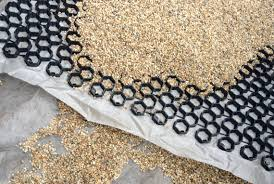 stabilizing and firming gravel paths u2013 luciole design landscape