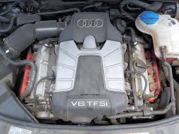 audi a6 3 0 l 2010 audi a6 3 0t quattro premium plus parts car stock 005692