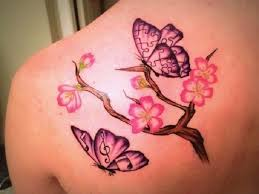 butterfly tattoos ideas for the choice of freedom