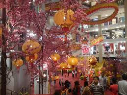 Lunar New Year Decoration Singapore by Mall My Blog City By Vincent Loy