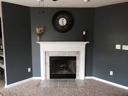 web gray paint color sw 7075 by sherwin williams view interior