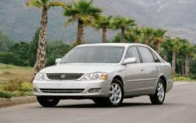 2002 toyota avalon information and photos zombiedrive