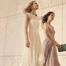 Draped Bodice Dress Evening Elegance 11 Spring Party Dresses From H U0026m Bandeau Dress