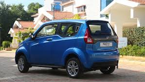 Mahindra Reva E20 Interior Mahindra E20 Plus P8 First Impression Motown India