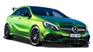 Green Mercedes Benz A Class Car Png Image Pngpix