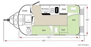 teardrop cer floor plans teardrop trailer bunk beds home design ideas trailer bunk bed