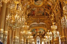 paris opera house chandelier hall of mirrors at opera between you and me