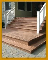 best 25 deck stairs ideas on pinterest outdoor stairs trex