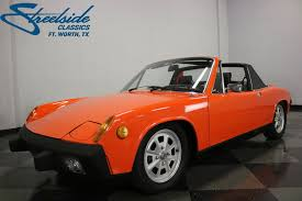 porsche 914 outlaw 1974 porsche 914 targa for sale 80312 mcg