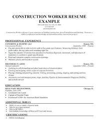 Warehouse Helper Resume Pipefitter Resume Sample Sample Resume For Tradesmen Pipefitter