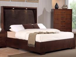 Platform Bed King Sized Bed Frame Bedroom Luxury King Platform Bed Frame With Headboard