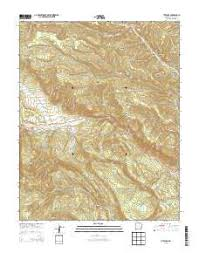 philmont scout ranch map philmont scout ranch topo map in colfax county mexico