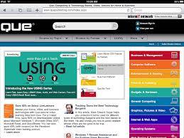hello ipad goodbye laptop part 2 internet browsing que