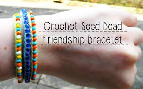 bracelet crochet beads images Diy crochet seed bead friendship bracelet the corner of craft jpg