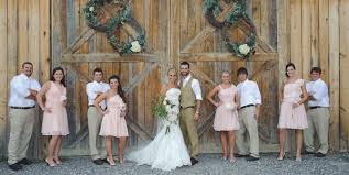 country chic wedding country chic limestone wedding the pink