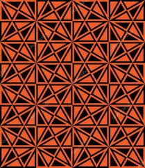 repeating background halloween vector modern seamless colorful geometry halloween pattern color