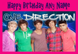 one direction cards one direction birthday cards one direction birthday card