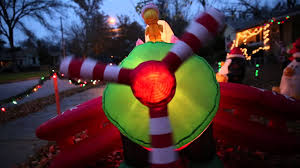 a blow up christmas youtube