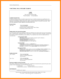 Skill And Abilities To List On A Resume Example Of Skills And Abilities In Resume Cbshow Co