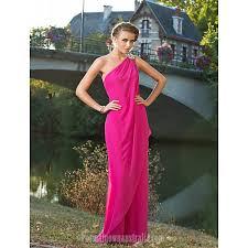 Australia Formal Evening Dress Wedding Party Dress Fuchsia Plus
