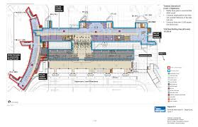 Airport Terminal Floor Plans by Logan Flight Additions Page 125 Archboston Org
