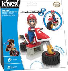amazon u0027nex mario kart 8 mario bike building toys u0026 games