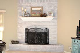 paint for interior brick fireplace uk gas wall large stone designs