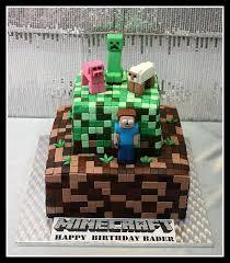 minecraft cake dubai