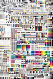color test cmyk colors art for everyone pinterest color test