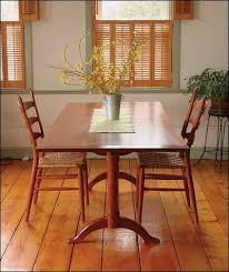 Shaker Dining Room Set Other Impressive Shaker Dining Room Intended For Other Table By