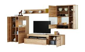 Wohnzimmerschrank 300 Cm Woodford Wohnwand Miro