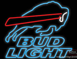 bud light nfl neon sign products tagged bud light with nfl neon signs custom neon sign