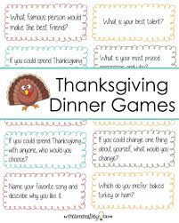 thanksgiving dinner conversation starters written reality
