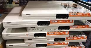 Lifetime 6 Folding Table Costco Sale Lifetime 6 Fold In Half Table 39 99 Frugal Hotspot