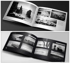 Photography Portfolio 12 Minimalfolio Photography Portfolio A4 Brochure Jpg 550 495