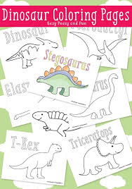 easy peasy coloring page dinosaur coloring pages easy peasy easy and birthdays
