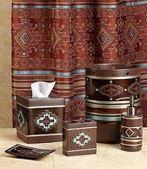 Log Cabin Bathroom Accessories by Cremieux Classic Denim Shower Curtain Dillards My Dream Home