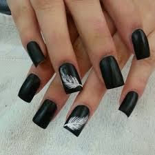 best 25 black nails ideas on pinterest black nail glitter nail