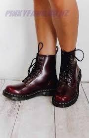 doc martens womens boots nz dr martens vegan 1460 boots cherry shoes pinkyfang co nz